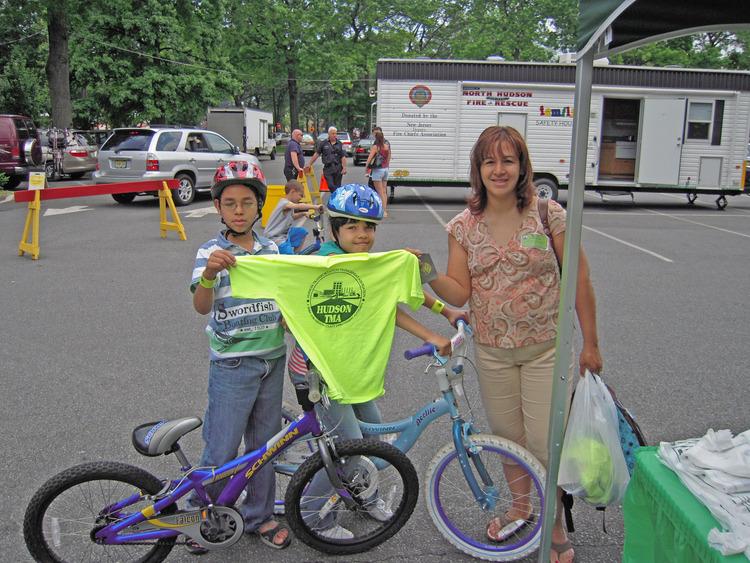 Stride and Ride 2010-Hudson Transit Management Association
