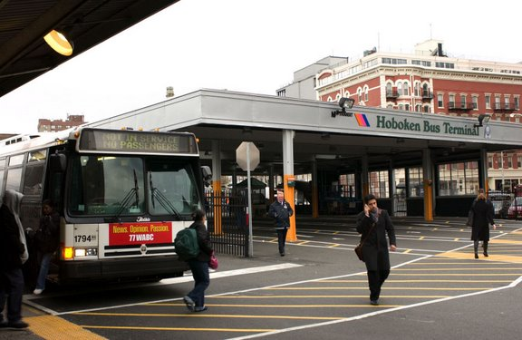 Transit Schedule Links New Jersey Hudson Transit