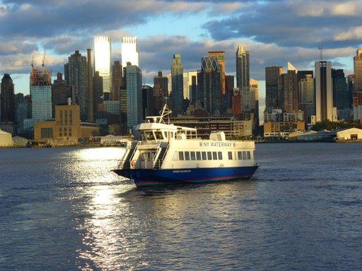 Ferry | Hudson Management Transit Association