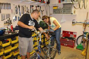 bike maintenance and rehab   Hudson County, New Jersey