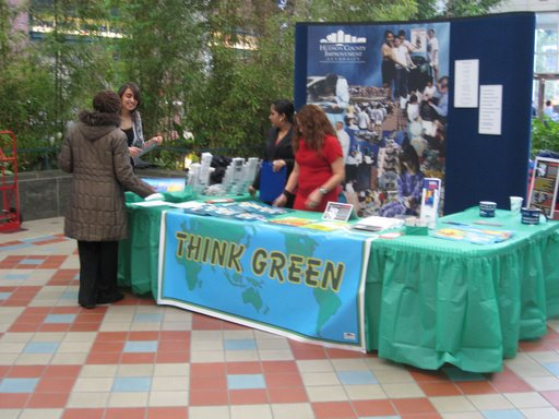 Think Green | Hudson Transit Management Association