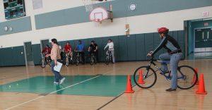 Bike School Program Hudston TMA