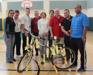 Bike School Hudston TMA