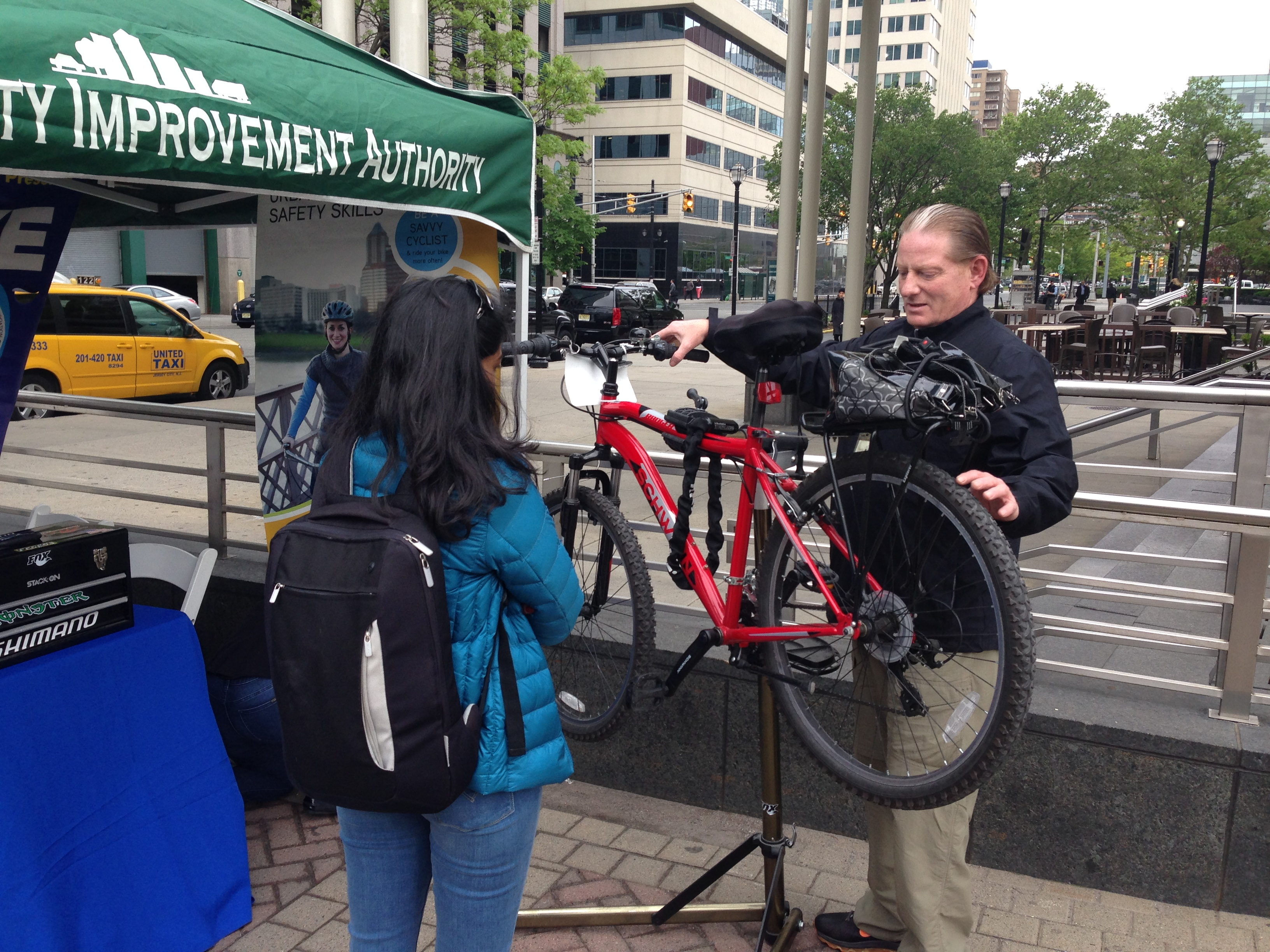 Free Mini Bike Tune Ups for Commuters