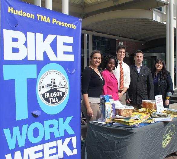 Bike to Work Week Exchange PI