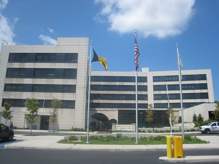 hudson county plaza building