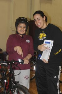 Hudson County Bike School Program