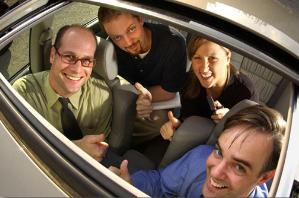 carpooling
