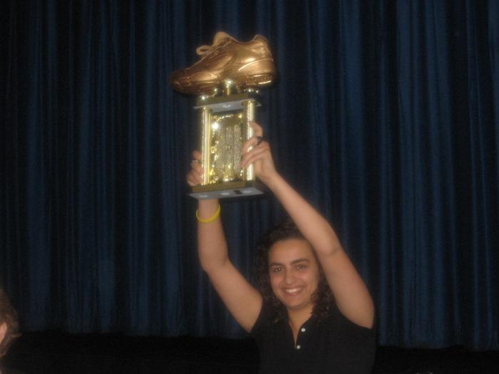 Golden Sneaker Winners, Hudson County, NJ