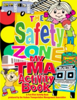 Safety Zone School Program in Hudson County Activity Book