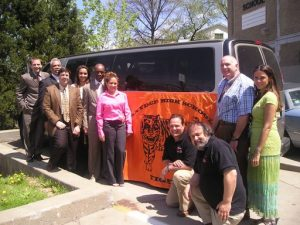 vanpooling in Hudson County, New Jersey