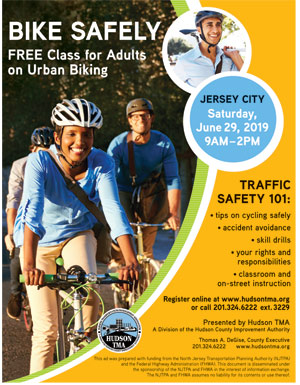 2019 Adult Smart Cycling Class