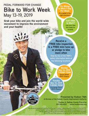Bike to Work Week 2019   HTMA