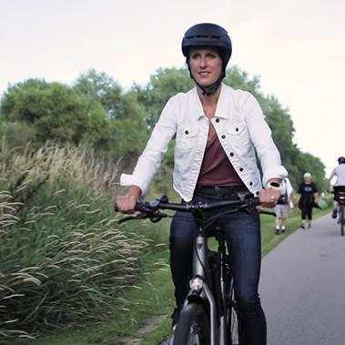 e-biking safety in New Jersey