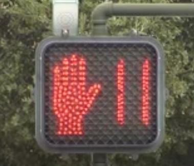 pedestrian safety spanish
