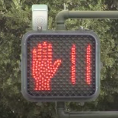 pedestrian safety spanish