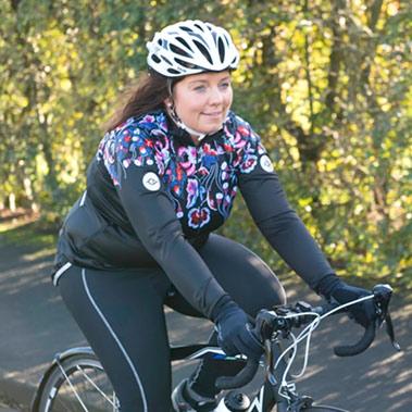 benefits of regular cycling