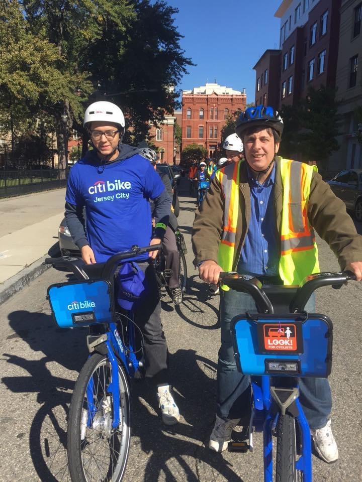 Bike Share Program in Hudson County